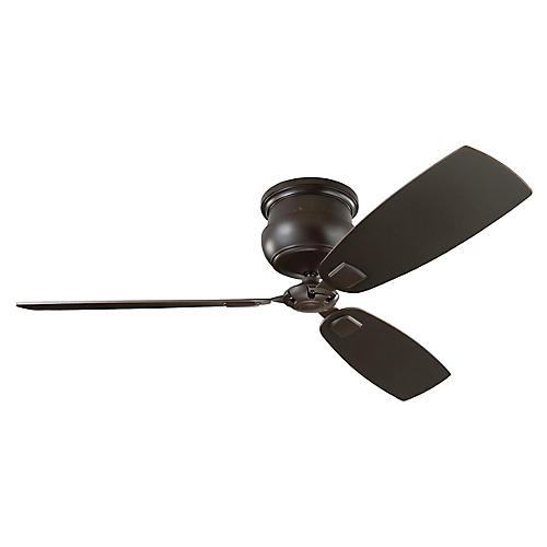 Cannondale Ceiling Fan, Bronze