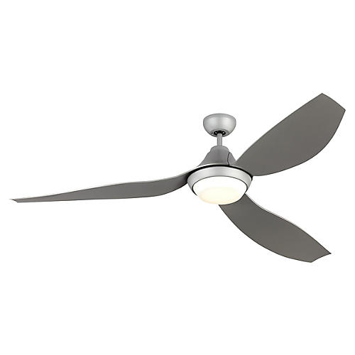Avvo Ceiling Fan, Gray