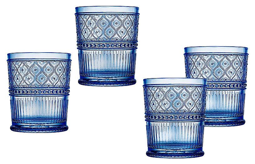 S/4 Claro DOF Glasses, Blue