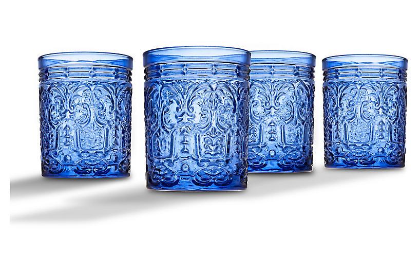 S/4 Jax DOF Glasses, Blue