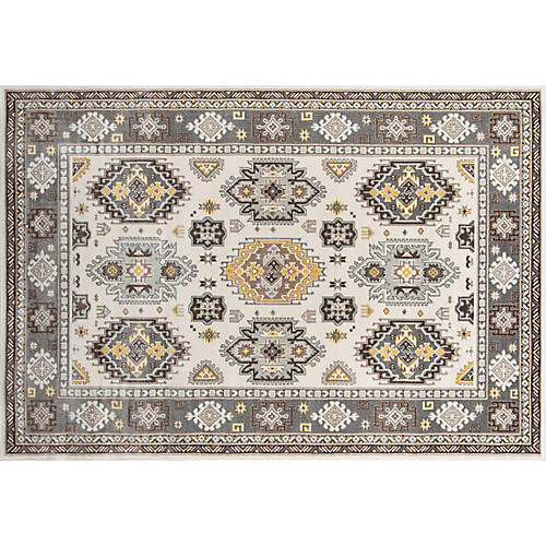 Union Outdoor Rug, Beige