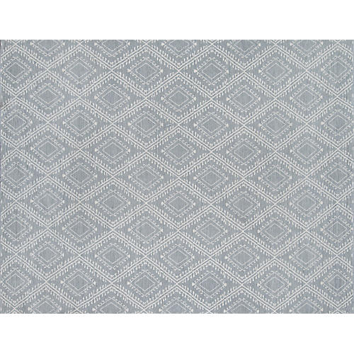 Pleasant Outdoor Rug, Gray