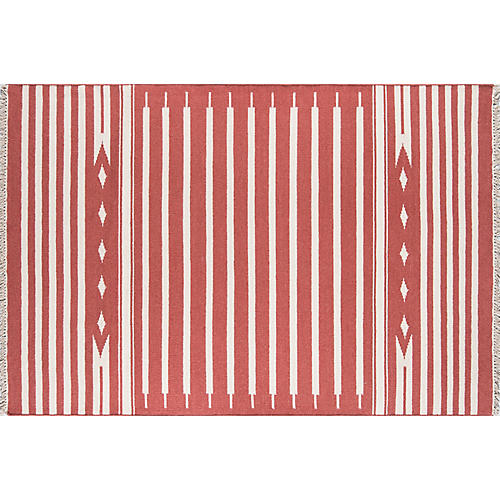 Thompson Billings Rug, Red
