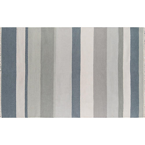 Thompson Brant Point Rug, Gray