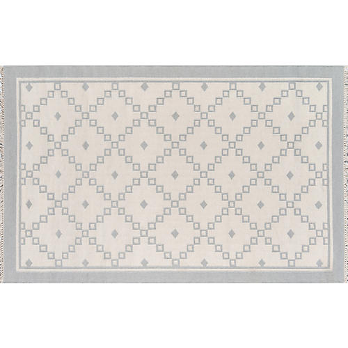 Thompson Langley Rug, Gray