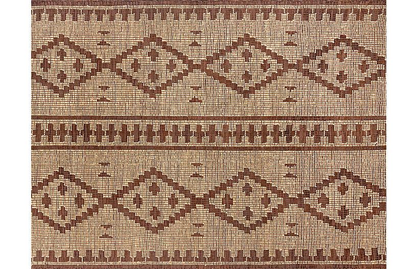 Tugart Dagana Handwoven Rug, Natural
