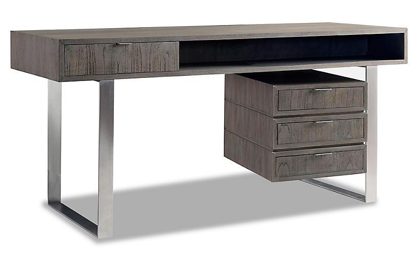Palmer Desk, Driftwood