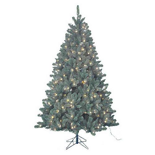 Northwood Pre-Lit Pine Tree, Faux