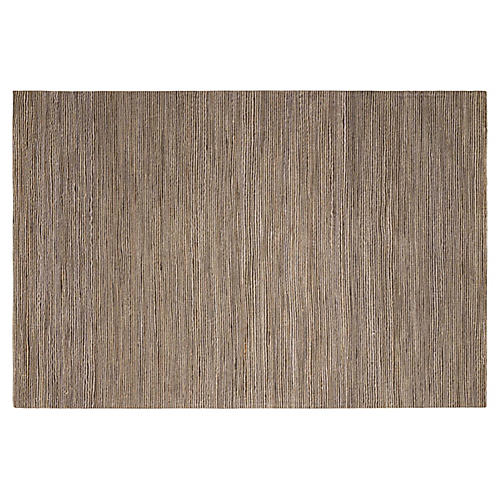 Monsoon Rug, Loam Brown