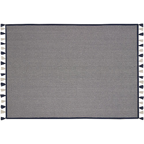 Sutton Kids' Rug, Navy
