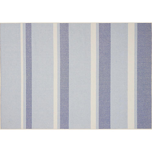 San Diego Rug, Light Blue