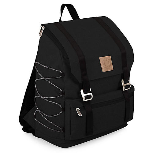 Peak Backpack Cooler, Black