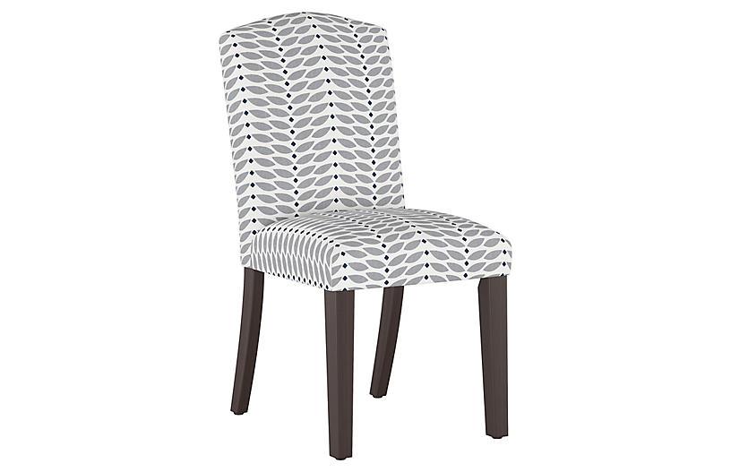 Marie Side Chair, Petal
