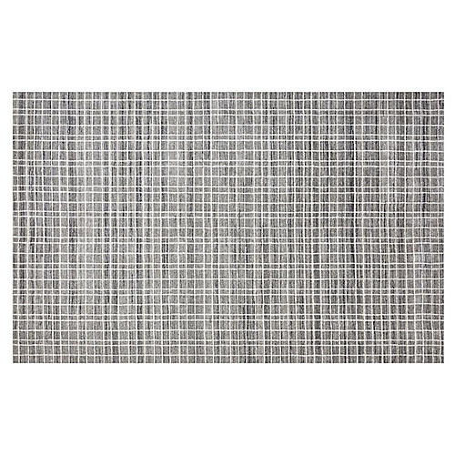 Finley Rug, Gray/Ivory