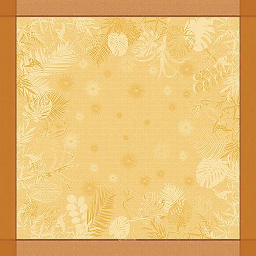 Borneo Tablecloth, Amber