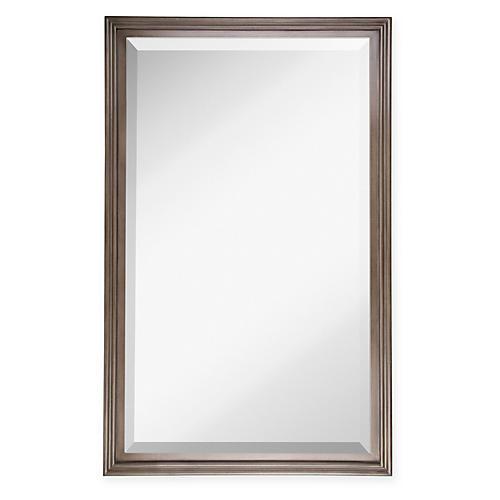 Kingsley Wall Mirror, Brown