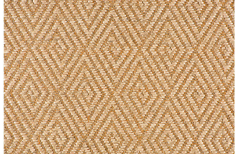 Neptune Sisal Rug, Caramel/Honey