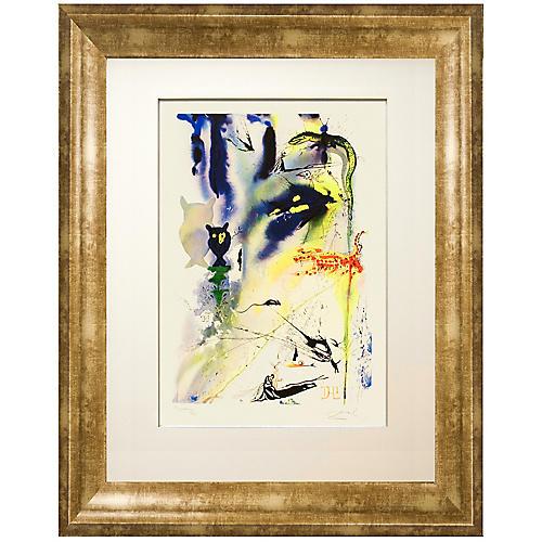 Dalí, A Caucus Race and a Long Tale
