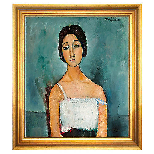 Modigliani, Christina