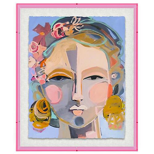 Pink Acrylic Box, Mayday