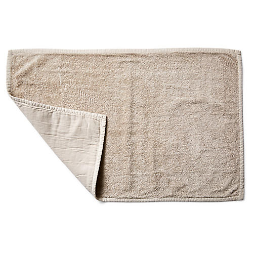 Bliss Bath Mat, Ecru