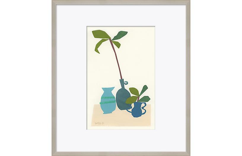 Susan Hable, Still Life Palm