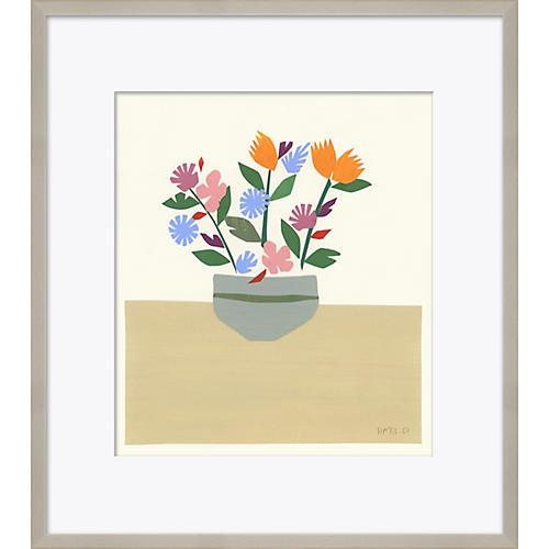 Susan Hable, Still Life Flower Pot