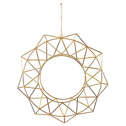 "20"" Geometric Wreath"