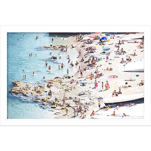 Judith Gigliotti, Giornata in Spiaggia