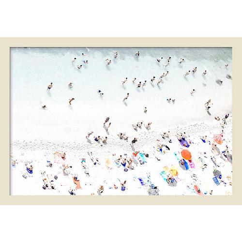 Judith Gigliotti, Beach Spot White