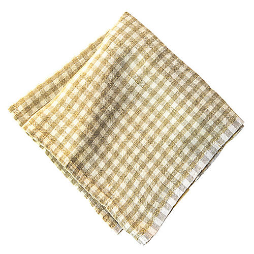 S/4 Godrich Dinner Napkins, Wheat