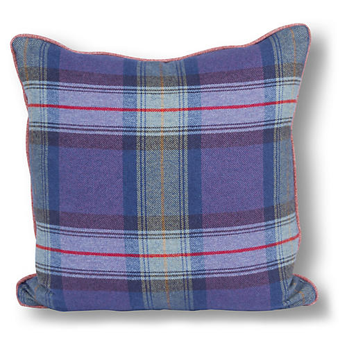 Sinclair 20x20 Pillow, Blue/Multi