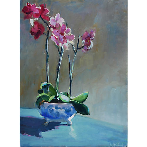 Anne Strickland, Simplicite d'Orchidee