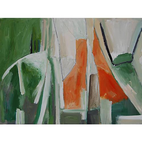 Katherine McClure, Georgia Interior Abstract