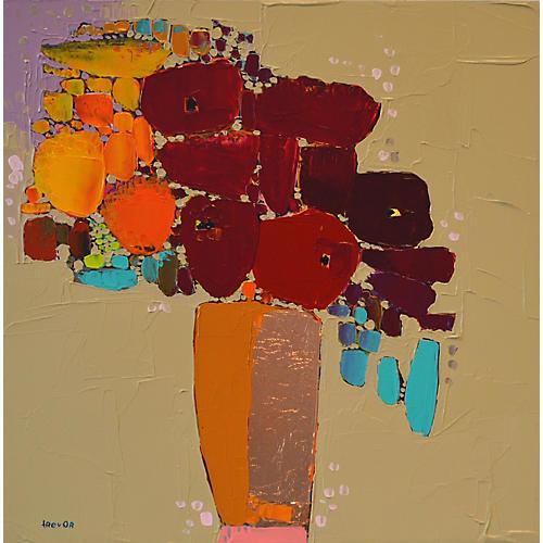 Trevor Mikula, Copper Vase