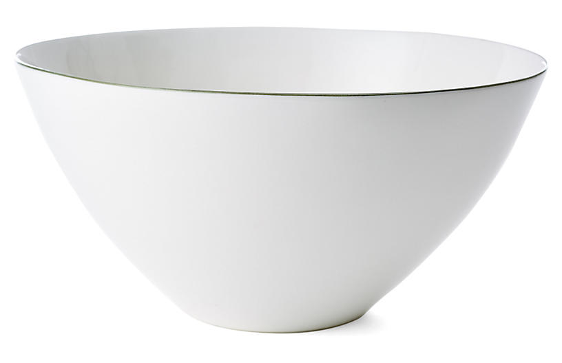 S/2 Abbesses Serving Bowls, Gray