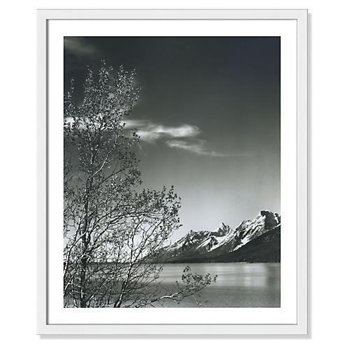 Ansel Adams, Grand Teton