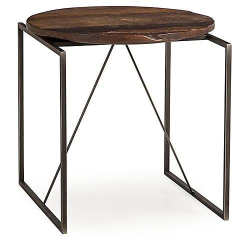 Georgina Side Table, Natural