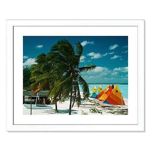 Slim Aarons, Treasure Cay