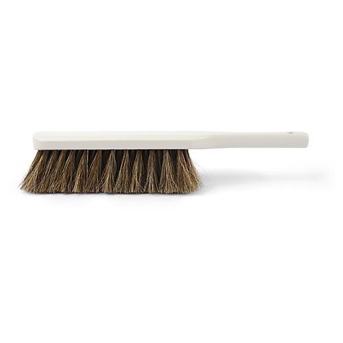 Bamza Hand Brush, Light Gray