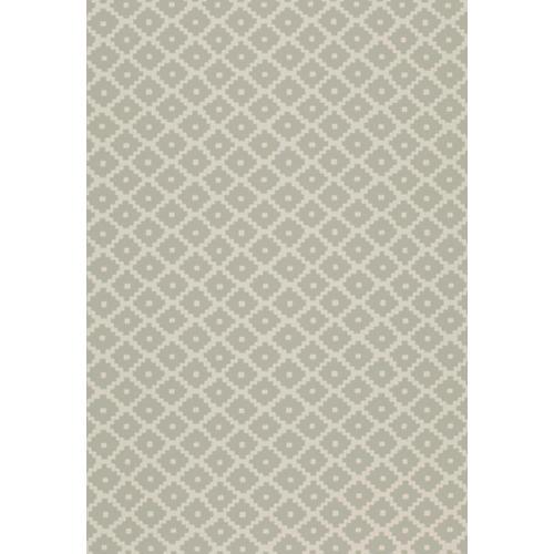 Ziggurat Wallpaper, Sea Glass