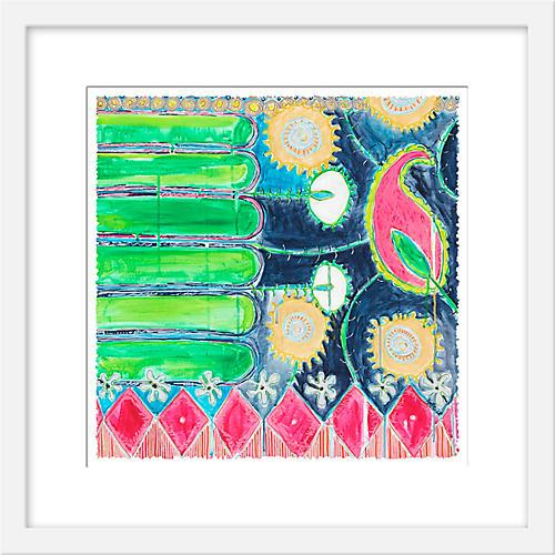 Kate Lewis, Paisleys & Patterns