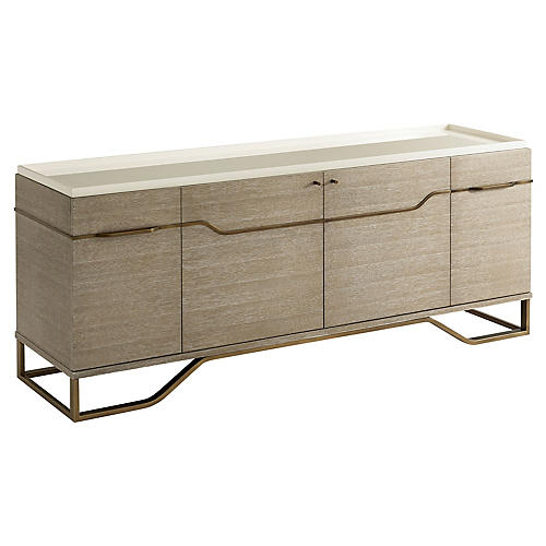 Catalina Sideboard, Beachwood