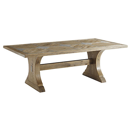 Telford Dining Table, Echo Oak