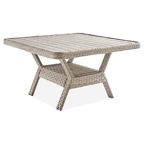 Mayfair Dining Table, Gray