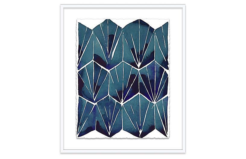 Kate Roebuck, Blue Tile