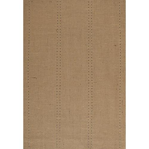 Stud Stripe Wallpaper, Beige
