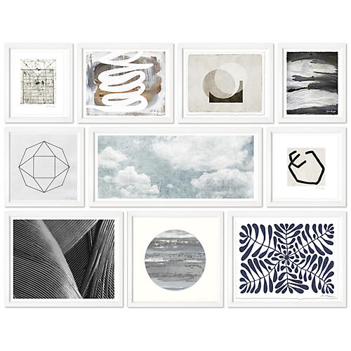 , Abstract Collection