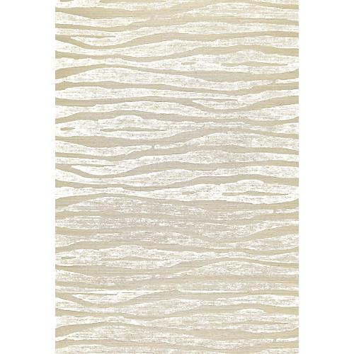 Ripple Wallpaper, Fog/Chalk
