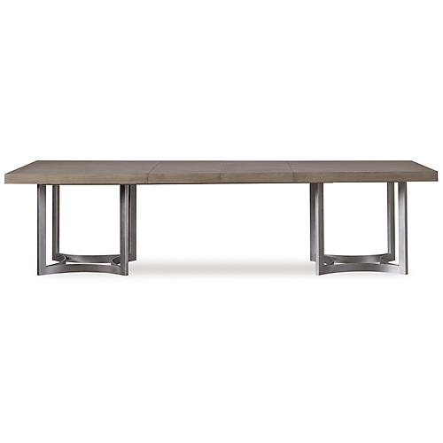 Paxton Rectangular Dining Table, Oak